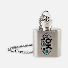 Okies-4-Obama-KC Flask Necklace