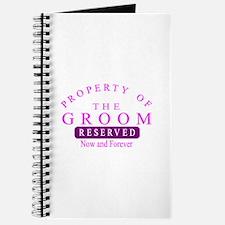 Property Groom Forever Journal
