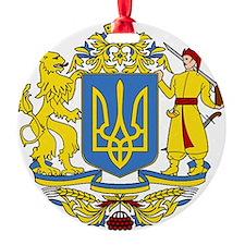 escudo_nacional_de_ucrania_10x10 Ornament