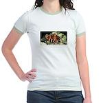 Twinspot Lionfish Jr. Ringer T-Shirt
