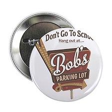 """bobs parking lot-halftones-lt 2.25"""" Button"""