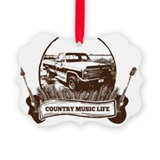 CML Trucks  Guitars Ornament