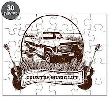 CML Trucks  Guitars Puzzle