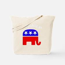Lil Republican -dk Tote Bag