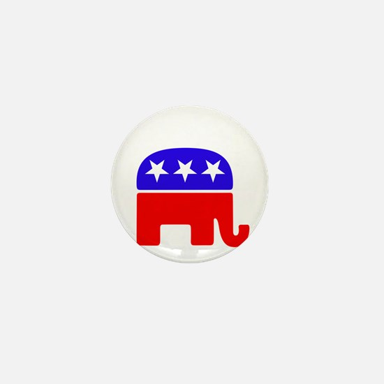 Lil Republican -dk Mini Button