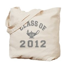 CO2012 RN Gray Distressed Tote Bag