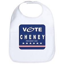 Vote Cheney Bib