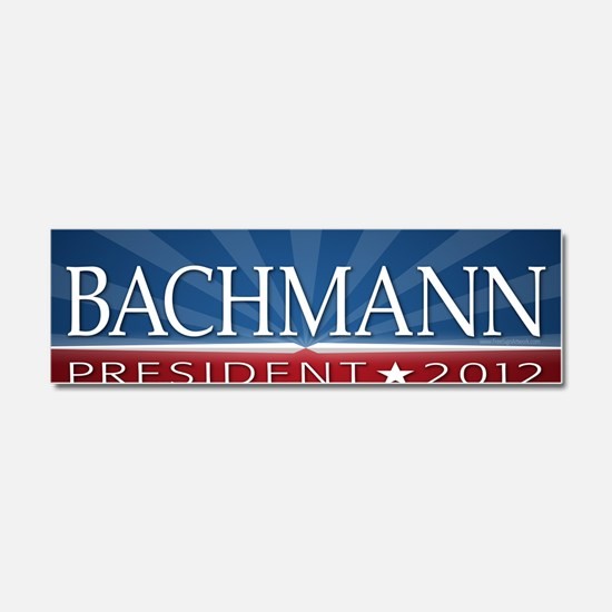 10x3_sticker_bachmann_02 Car Magnet 10 x 3