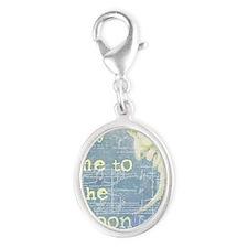 SSa3aqSHHSSSqa220SB_e Silver Oval Charm