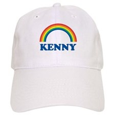 KENNY (rainbow) Baseball Cap