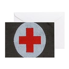 MEDIC Greeting Card