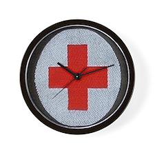 MEDIC Wall Clock