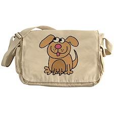 dog Messenger Bag