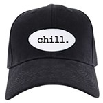 chill. Black Cap