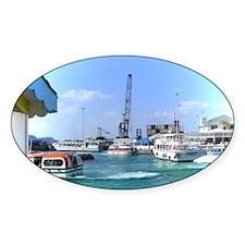Harbor Scene Vig-M Decal