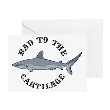 bad-to-cartilage-LTT Greeting Card