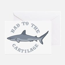 bad-to-cartilage-DKT Greeting Card