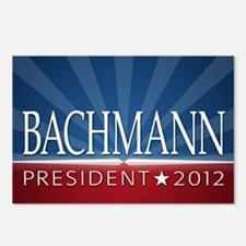 yard-sign_bachmann_02 Postcards (Package of 8)