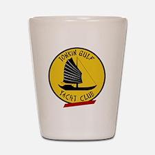 Tonkin Gulf Yacht Club 3 Shot Glass