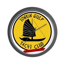 Tonkin Gulf Yacht Club 3 Wall Clock