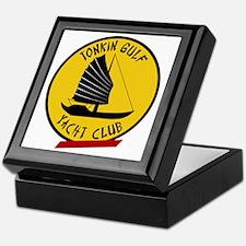 Tonkin Gulf Yacht Club 3 Keepsake Box