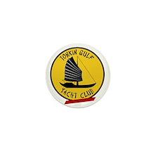 Tonkin Gulf Yacht Club 3 Mini Button