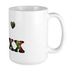 I love IVXX Mug