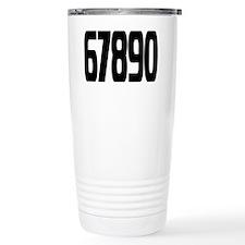 racing-numbers6-0 Travel Mug