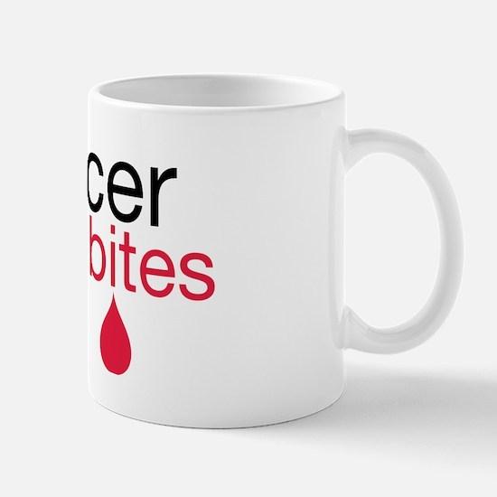 cancer bites Mug
