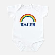 KALEB (rainbow) Infant Bodysuit