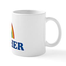 GALLAGHER (rainbow) Mug