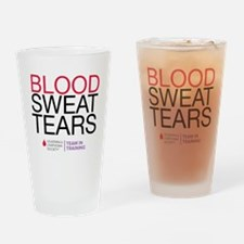 blood.sweat Drinking Glass