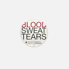 blood.sweat Mini Button
