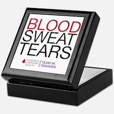 blood.sweat Keepsake Box