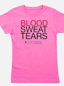 blood.sweat Girl's Tee