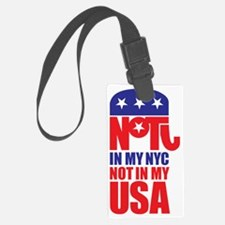 anti-republican-convention Luggage Tag