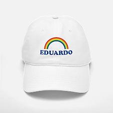 EDUARDO (rainbow) Baseball Baseball Cap