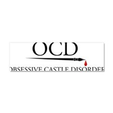 ocd2 Car Magnet 10 x 3