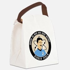 teslatrek1 Canvas Lunch Bag