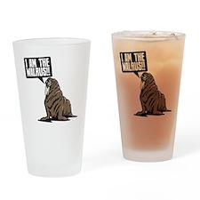 walrus Drinking Glass
