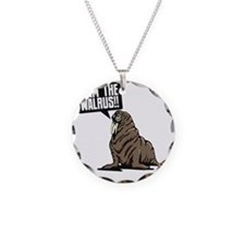 walrus Necklace