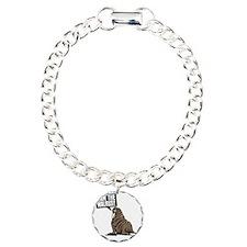walrus Charm Bracelet, One Charm