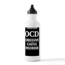 ocd3g black Water Bottle