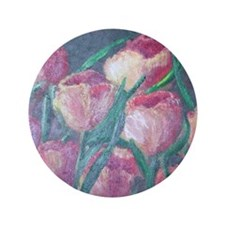 "tulips 3.5"" Button"