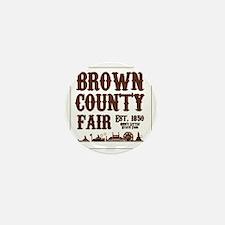BrownCountyFair Mini Button