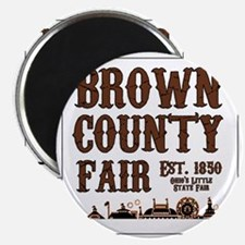 BrownCountyFair Magnet