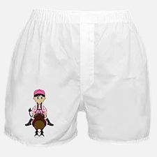 Jockey Pad1 Boxer Shorts