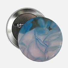 "Blue Flowers 2.25"" Button"