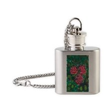 Fruit Flask Necklace