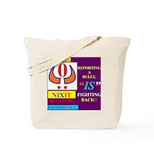 FIGHTING BACK 2 Tote Bag
